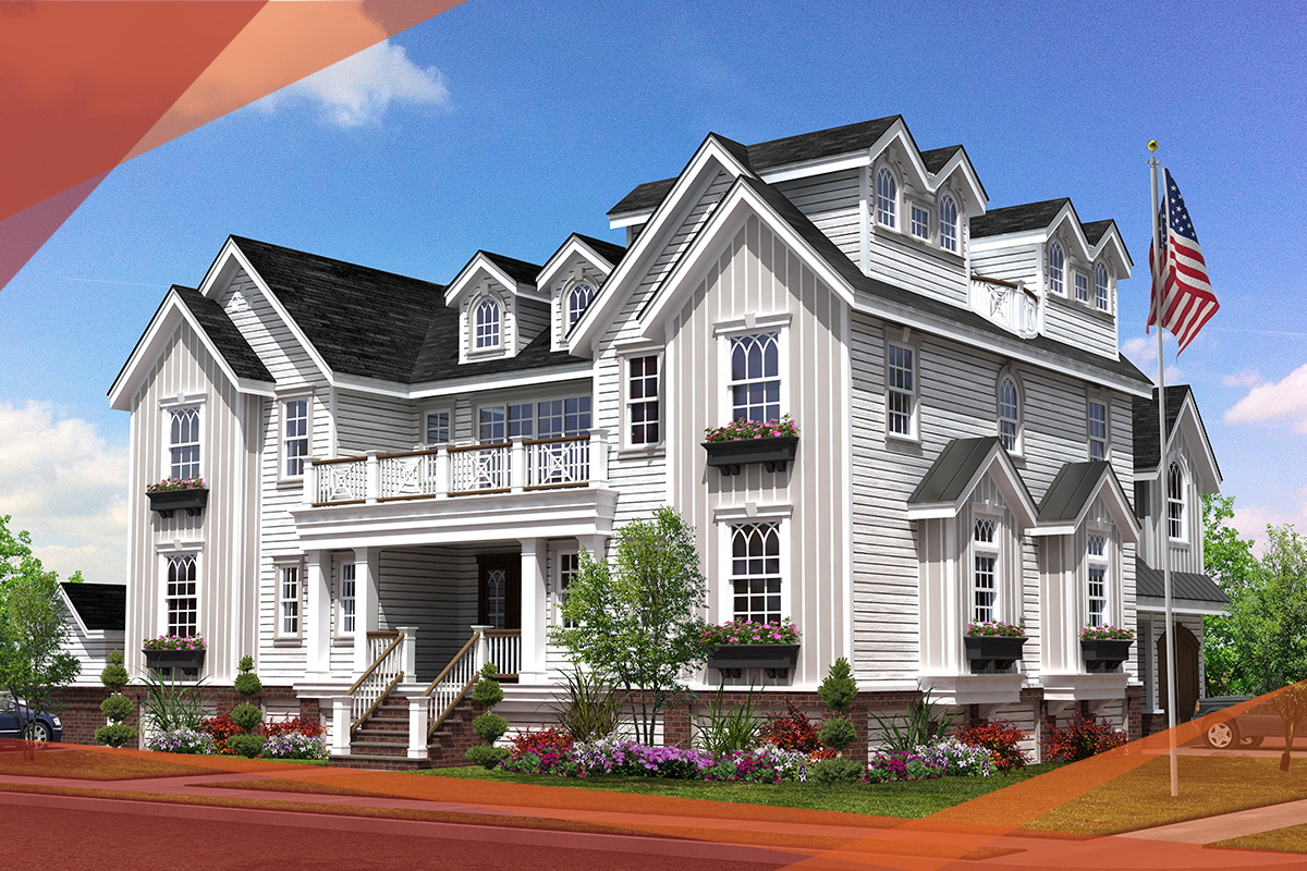 Modular victorian homes amazing gallery of home plans for Custom victorian homes