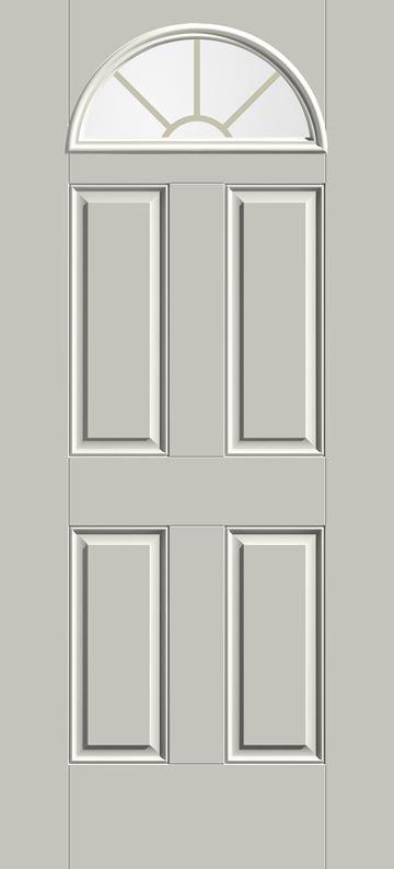 S255 - Sunburst Front Door
