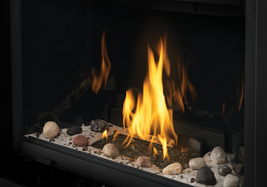Shore Fire Kit, comes with a variety of Rock, Sand, Vermiculite, Glass